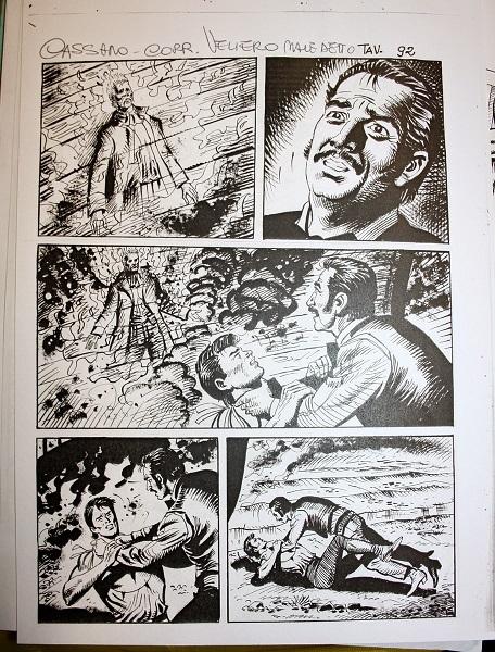 Anteprima tavole e lista delle storie in lavorazione  - Pagina 5 Velier10