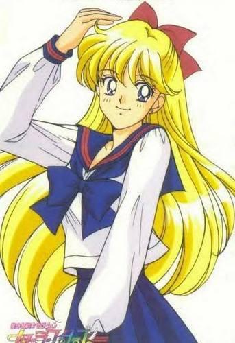 mercuryfan's characters Minako10