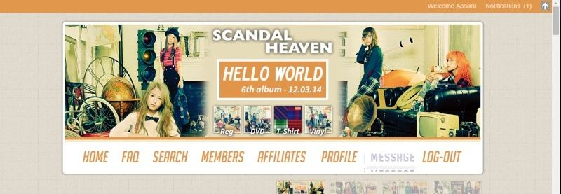 HELLO WORLD Layout and Banners Shmess10