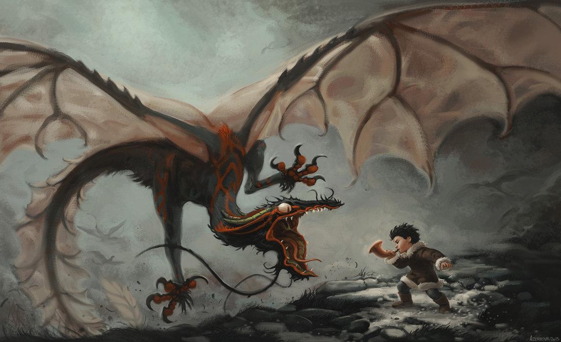 Dragon fée 2 : Le retour [cyclopkilouch] The_dr10
