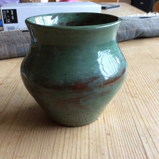 Anyone able to shed light on Norma on this studio pottery vase date 1958? Img_0017