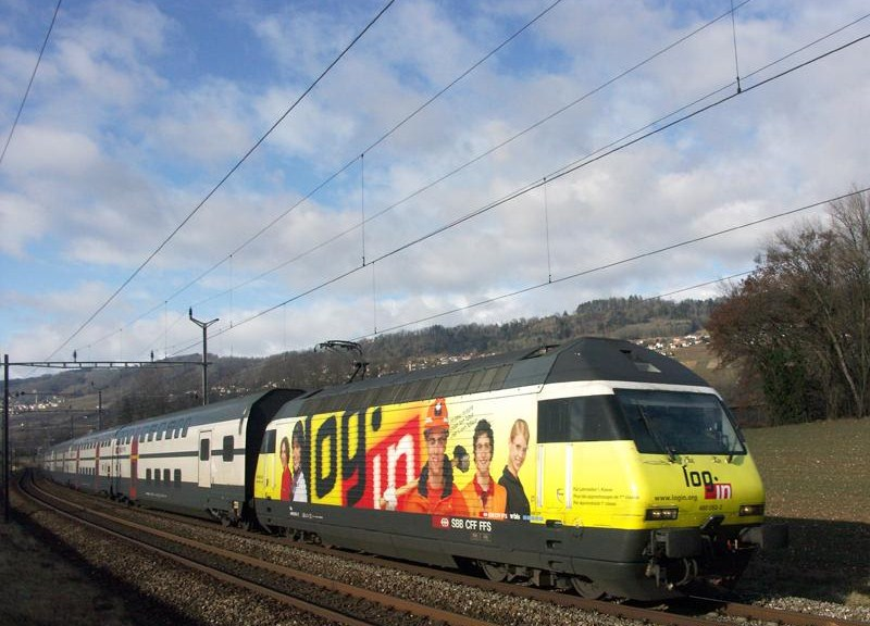 Suisse : Re 460 ... - Page 2 Cff_re12