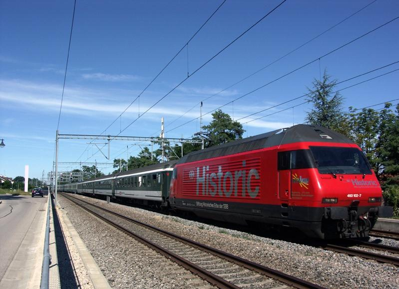 Suisse : Re 460 ... - Page 2 Cff_re15