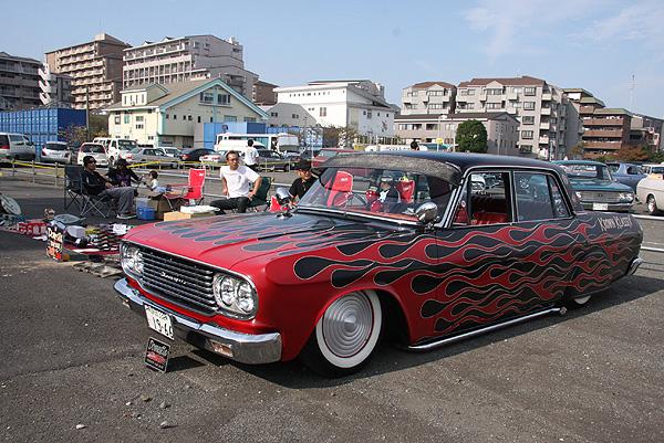 Japanese car custom & mild custom 04510