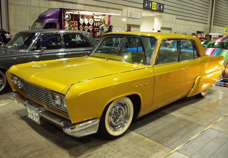 Japanese car custom & mild custom 1010