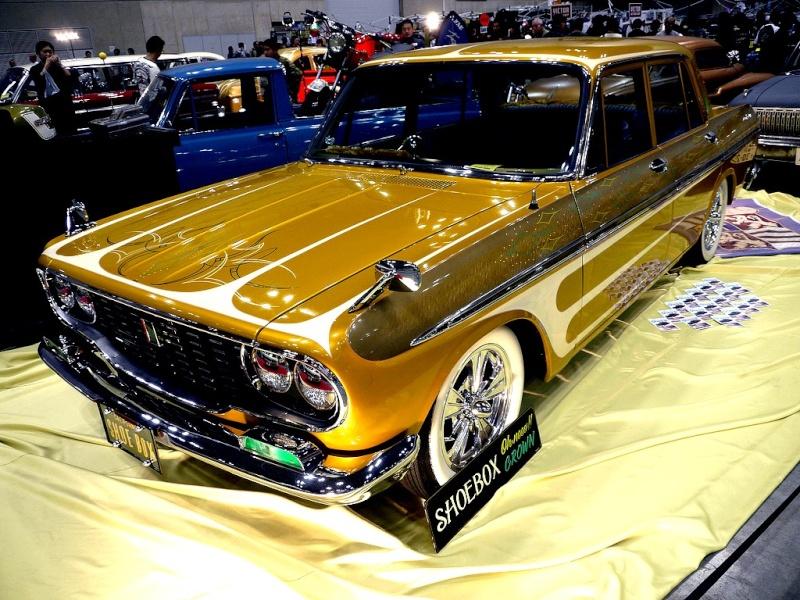 Japanese car custom & mild custom Shoebo10