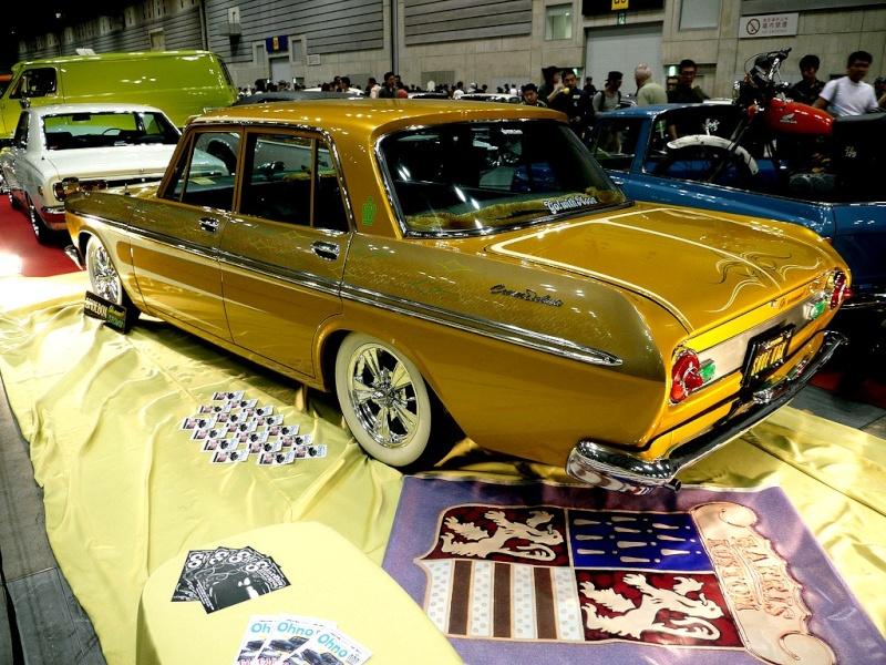 Japanese car custom & mild custom Shoebo11