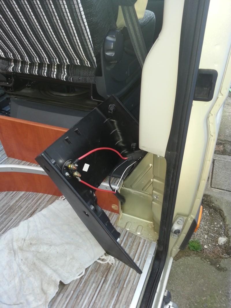 Problème d'alimentation électrique Porteur --> cellule 20150310