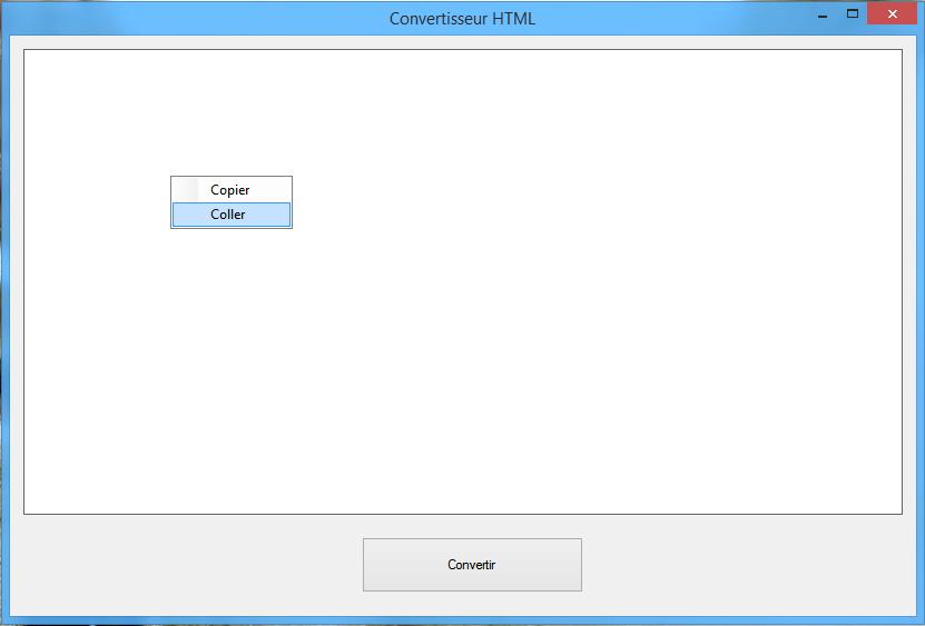 Convertisseur texte > HTML Img110