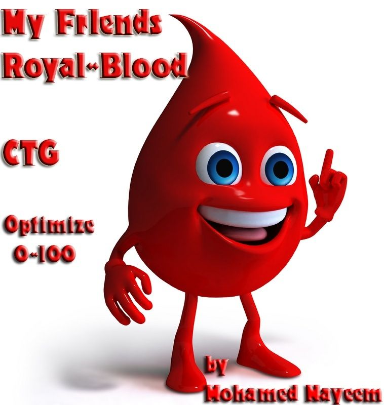 My FrIends- Royal Blood CTG Blood-11