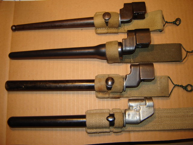 Trio de baïonnettes N°4 Mk II Nc4mk121