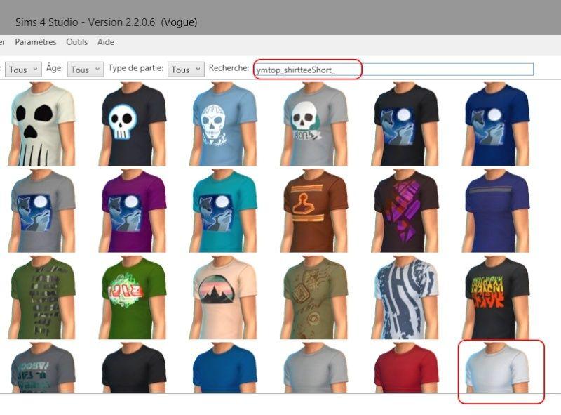 [Sims 4 Studio] Les bases de la recoloration de vêtements  - Groupe Do Sans_t10