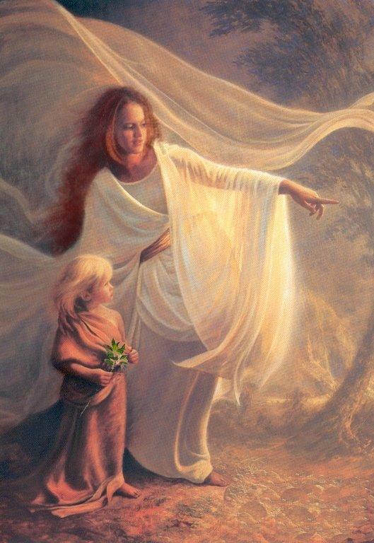 Lucina, déesse de la lumière et de la naissance 37649510