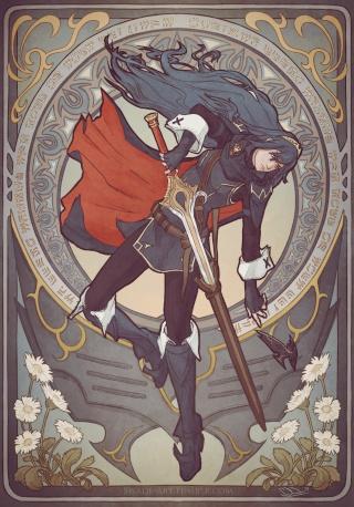 Lucina, déesse de la lumière et de la naissance Tumblr12