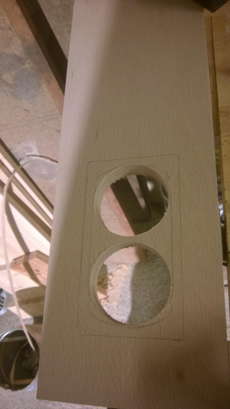 Commande de lit double avec tiroirs Wp_20115
