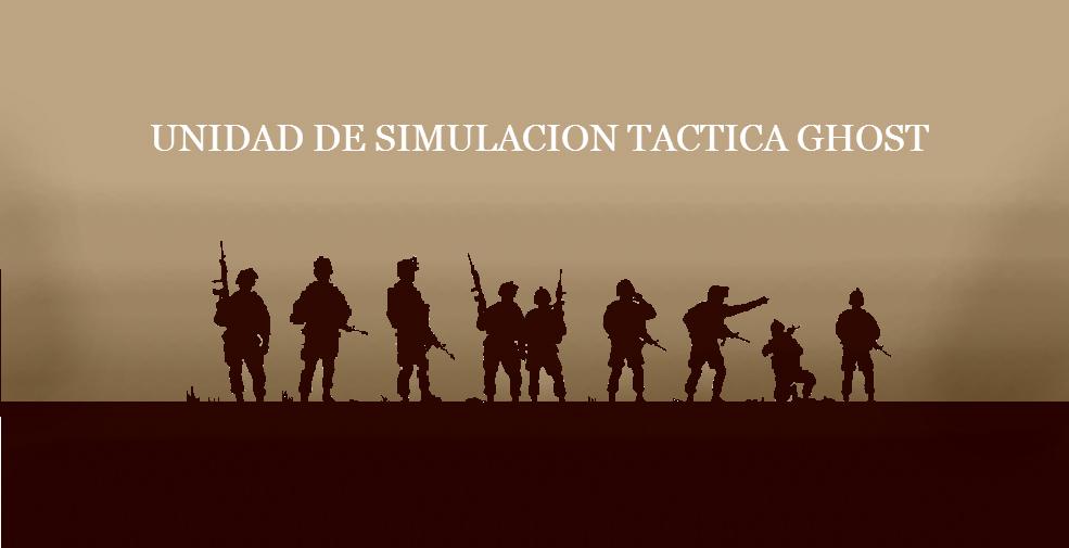 Unidad de simulacion tactica GHOST