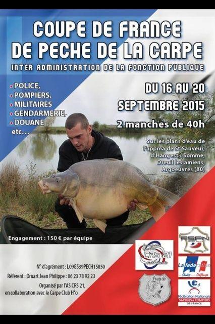 Coupe de France de pêche à la Carpe (Inter-Administration de la Fonction Publique) Img_3710