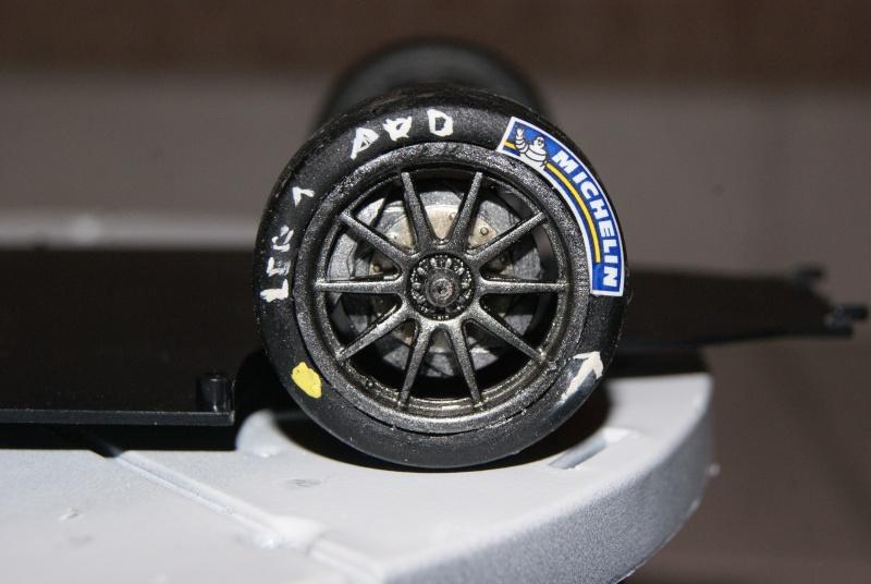 McLaren MP4/12C GT3 ART Grand Prix Kit Fujimi Décal PitWall Dsc02224