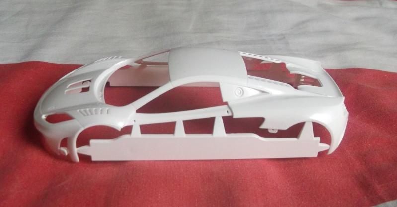 McLaren MP4/12C GT3 ART Grand Prix Kit Fujimi Décal PitWall Dscf1713
