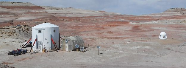 "Projet ""Mars Desert Research Station"" (MDRS) 110"