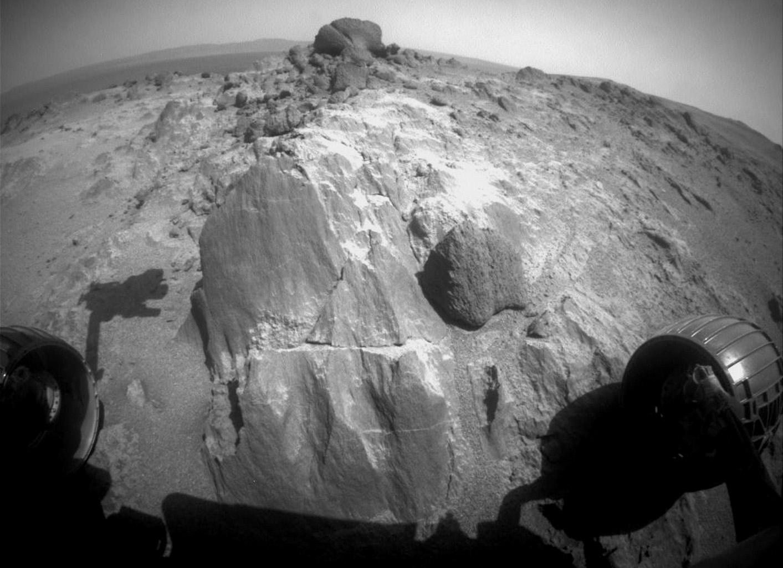 Opportunity et l'exploration du cratère Endeavour - Page 8 1122