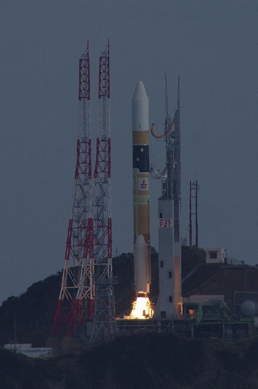 [Japon] Lancement H-IIA - IGS Radar-Spare - 29 janvier 2015 161