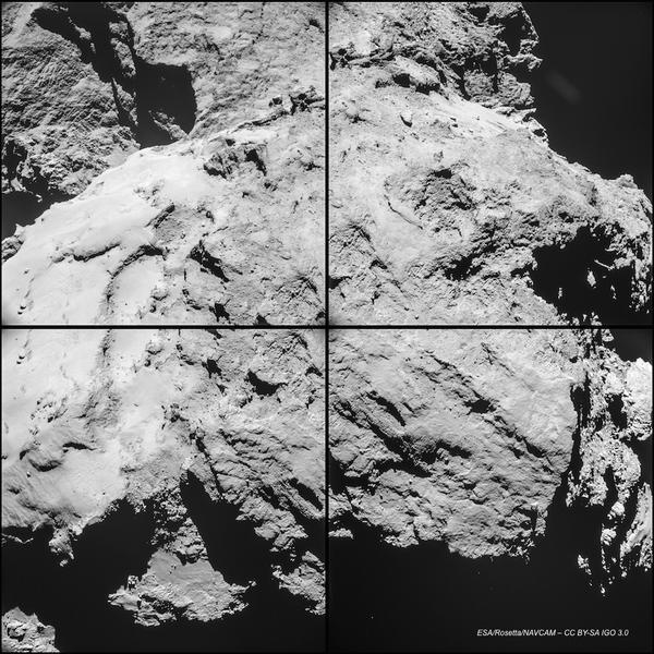 Rosetta : Mission autour de la comète 67P/Churyumov-Gerasimenko  - Page 17 175