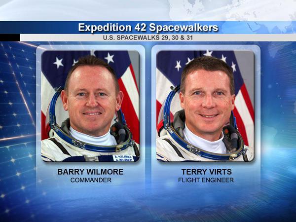 [ISS] EVA 29, 30 et 31 / 21 et 25 février - 1er mars 2015 189