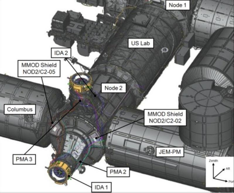 [ISS] EVA 29, 30 et 31 / 21 et 25 février - 1er mars 2015 Scree125