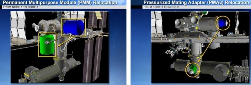 [ISS] EVA 29, 30 et 31 / 21 et 25 février - 1er mars 2015 Scree126