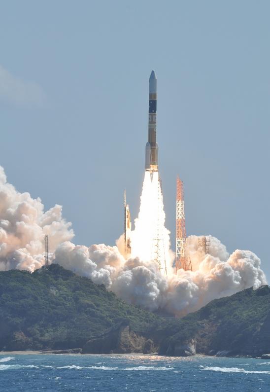 [Japon] Lancement H-IIA - IGS Radar-Spare - 29 janvier 2015 Screen53