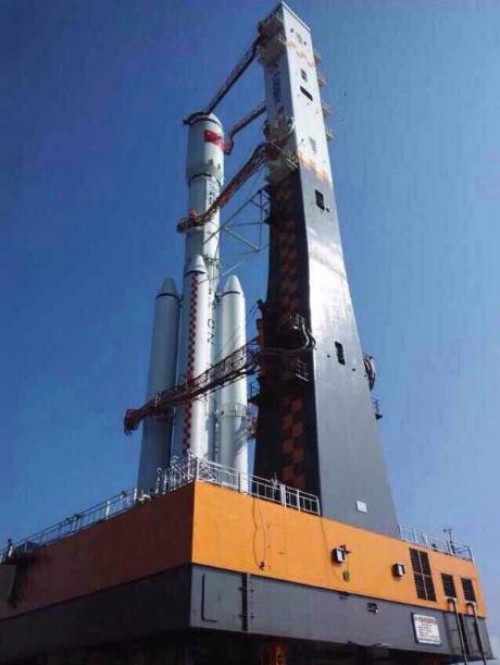 [Chine] CZ-7 : nouvelle génération de lanceur moyen - Page 2 Screen54