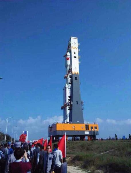 [Chine] CZ-7 : nouvelle génération de lanceur moyen - Page 2 Screen55