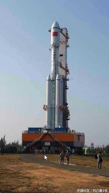 [Chine] CZ-7 : nouvelle génération de lanceur moyen - Page 2 Screen56