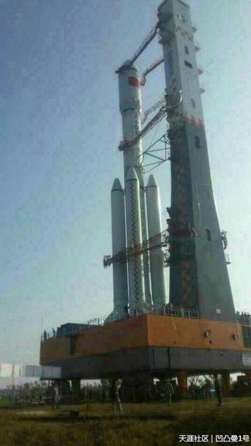 [Chine] CZ-7 : nouvelle génération de lanceur moyen - Page 2 Screen57