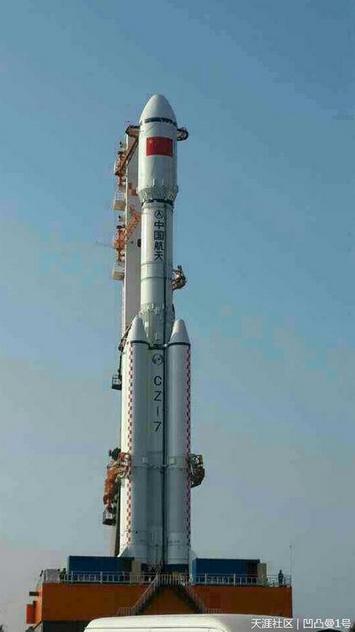 [Chine] CZ-7 : nouvelle génération de lanceur moyen - Page 2 Screen58