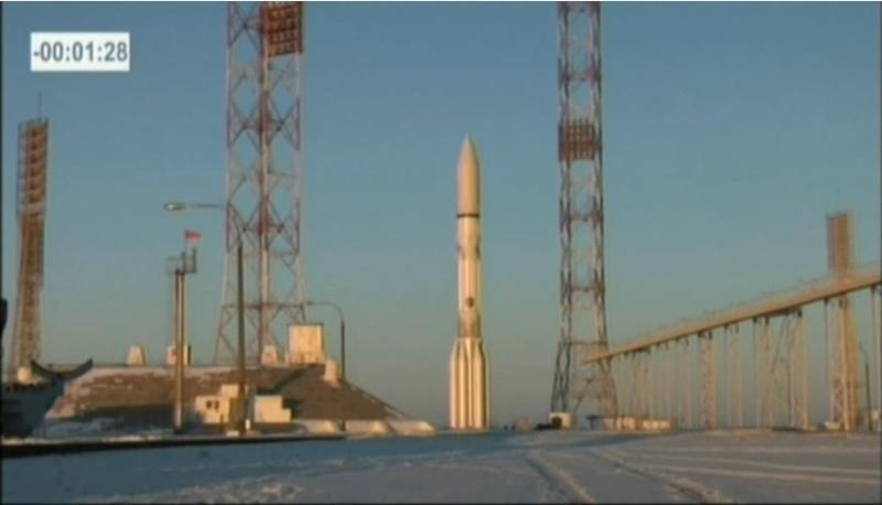 Lancement Proton-M / Inmarsat 5 F2 - 1 février 2015 Screen66