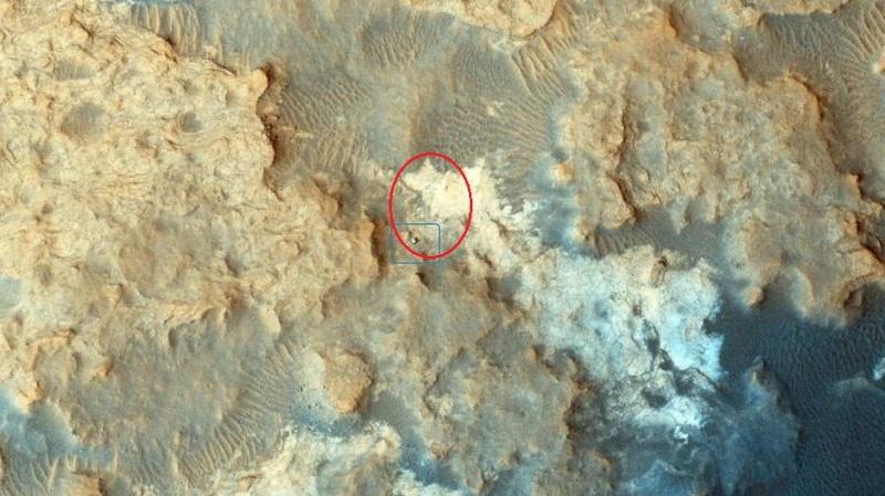 [Curiosity/MSL] L'exploration du Cratère Gale (2/3) - Page 24 Screen80
