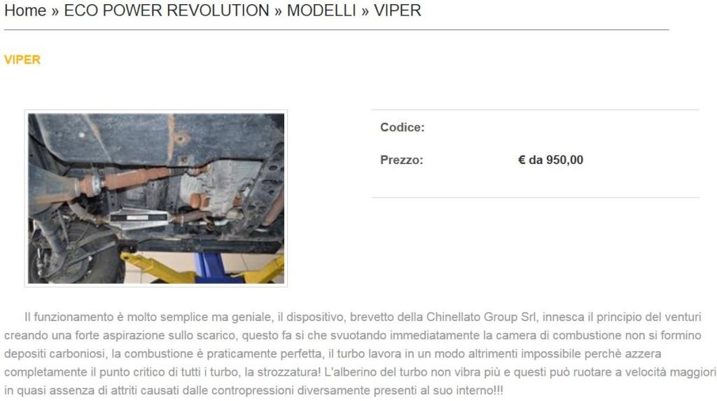 ECO POWER REVOLUTION Viper10