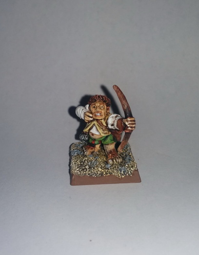 """""""The Bold Rabbits"""" a Halfling Warband 2015-016"""