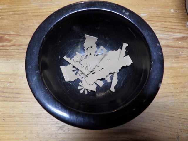 Météor Clay - Gamme Dry and Cut - pâte flexible pour plotter de découpe - Page 4 Sam_3910