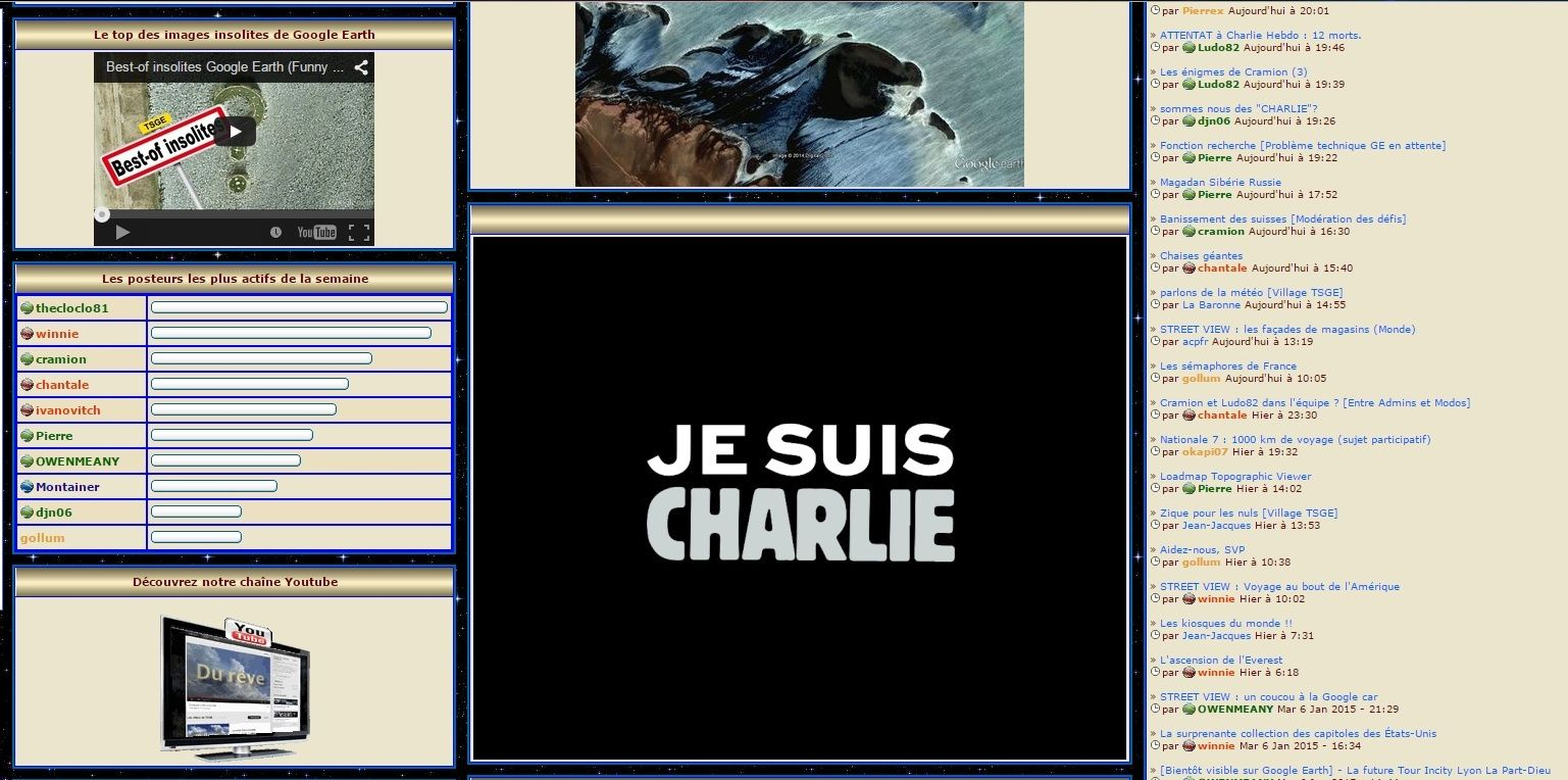 ATTENTAT à Charlie Hebdo : 12 morts. - Page 3 Charli12