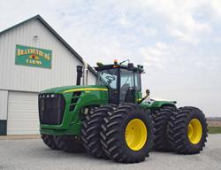 Que possédez-vous comme tracteurs? Et quels sont vos avis? Jd953010