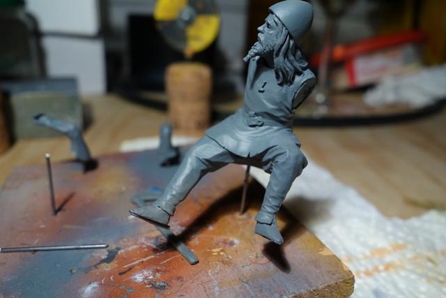 Viking Warrior von SKminiatures (Mike BlanK) Ganze_15