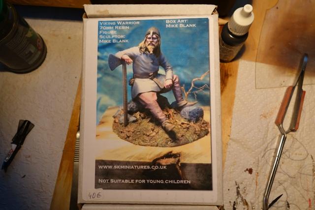 Viking Warrior von SKminiatures (Mike BlanK) Lanze_10