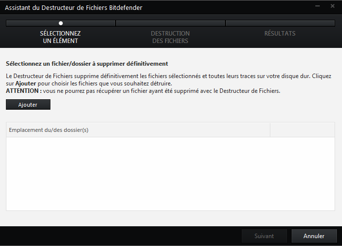 Test BitDefender total security Bitdef13