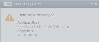 Test et présentation Eset Smart Security Page-b10