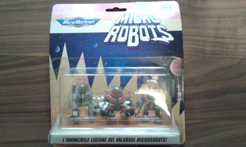 CERCO MICROROBOTS - Robottini anni 90 20141224