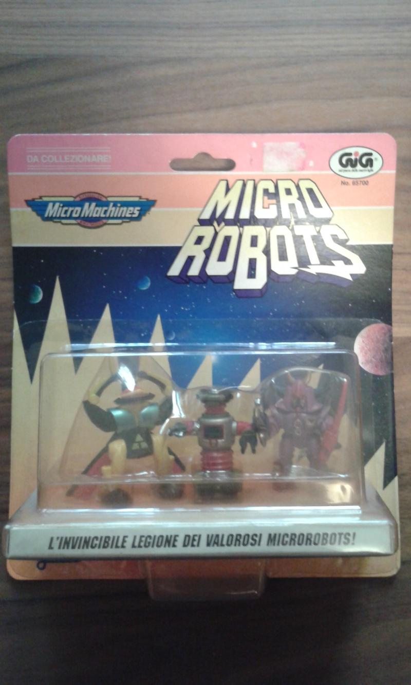 CERCO MICROROBOTS - Robottini anni 90 20141225
