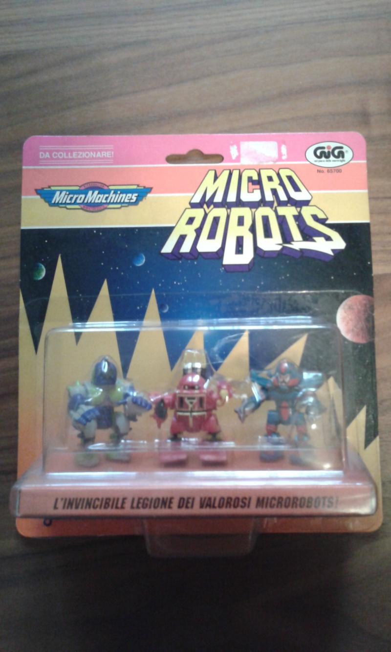 CERCO MICROROBOTS - Robottini anni 90 20141226
